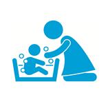 Babysitter à domicile