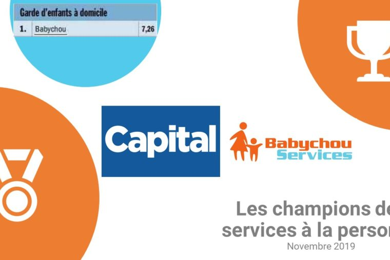 Babychou Services, champion du service à la personne