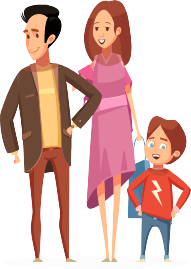 garde partagée de votre enfant
