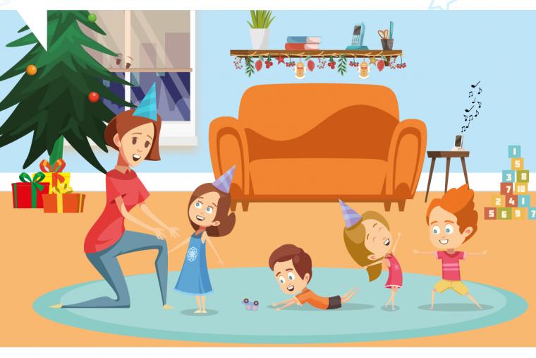 Réveillonnez toute la nuit … votre Babychou-sitter veille sur vos enfants !